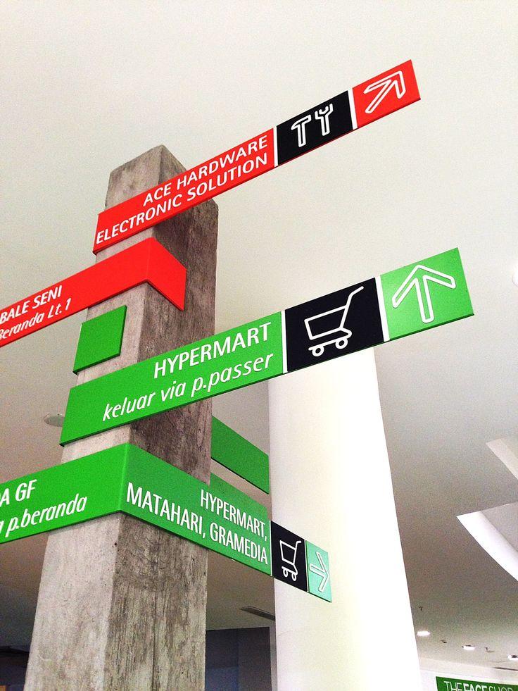 BALEKOTA Wayfinding www.jivvasindonesia.com --- 不同方向的包覆→有虛有實 layer