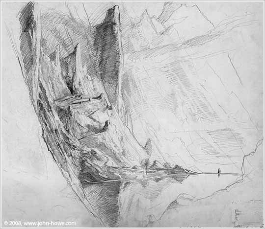 Dimril Dale ~ John Howe