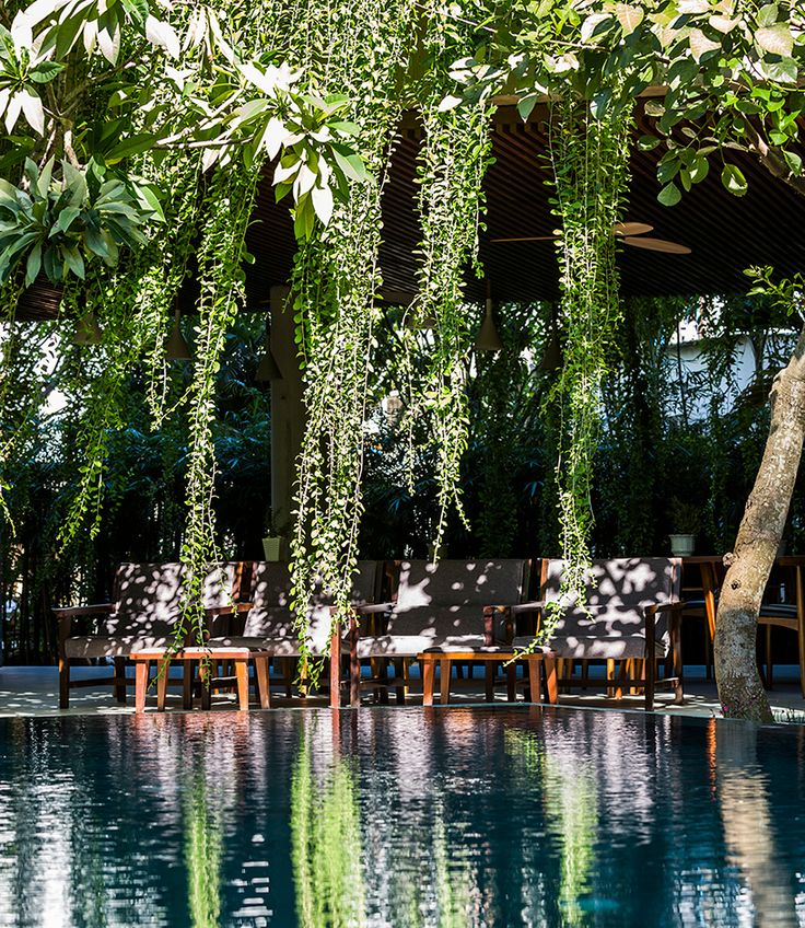 vo trong nghia drapes layer of greenery to balconies of atlas hotel vietnam