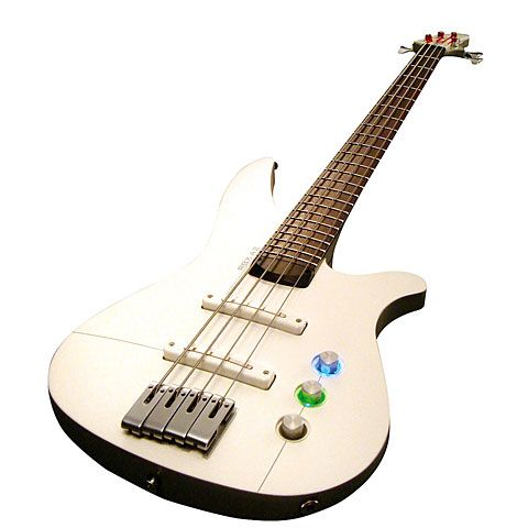 Bajo electrico - yamaha rb2 white