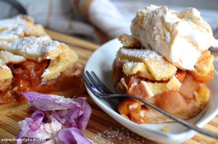 Peach applepie #zapachapetytu #applepie #cake