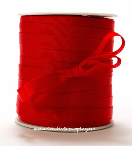 MAY ARTS - RIBBONS NYLON 3/8 - SX14 - RED MAY ARTS-Grosgrain Ribbon. This solid colored ribbon is a good addition to a present, a floral arrangement, or other project. This package contains one 3/8 inch.Available in a variety of designs, each sold separately.