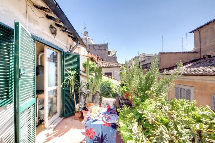 EXCLUSIVE LOFT apartment, Rome, Italy.