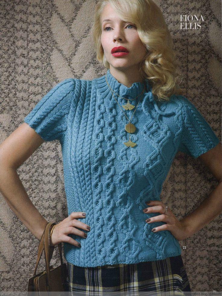 Vogue Knitting. Fall 2012 - 沫羽 - 沫羽编织后花园