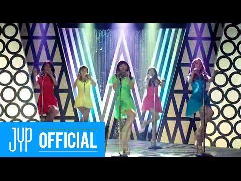 "Wonder Girls ""Nobody ~(あなたしか見えない ~) (Japanese ver.)"" M/V - YouTube"