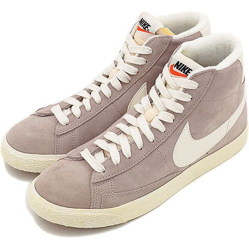 classic fit 14bf4 66f5d 518171 006 New Womens Nike Blazer Mid Suede Vintage Casual Sneakers Size  5.5 NIB #Nike #BasketballShoes | shoes | Nike women, Casual sneakers,  Sneakers