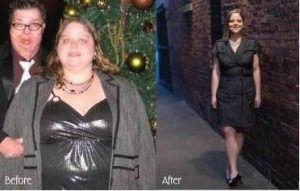Brianna's weight loss success story is beyond inspiring! Kudos to her! Woohoo!