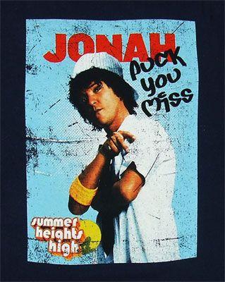 Jonah - Summer Heights High.