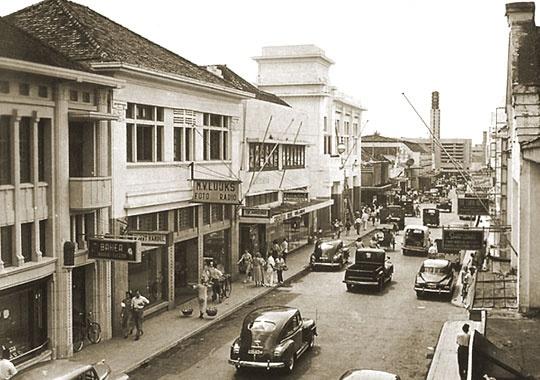Braga, Bandoeng
