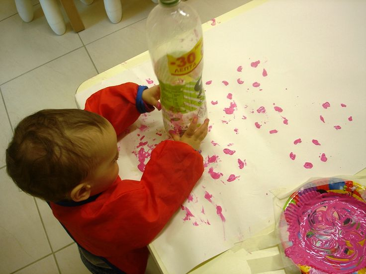 Flower Crafts For Toddlers