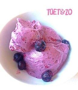 Zelf heel simpel, zuivel- en suikervrij ijs maken! - Toet&Zo