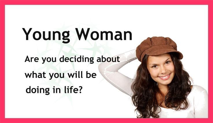 FEMINA FUSION JUNIOR ONLINE a 6 week journey to find the best career for you - Choosing the right career is tricky. Only 5 % of people find a good career match on the first try. http://www.gifew.org/femina-fusion-young-woman/