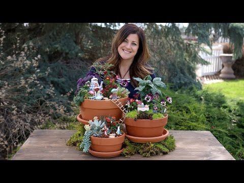 274 Best Garden Answer Images On Pinterest Fairies Garden Fairy Gardening And Plant
