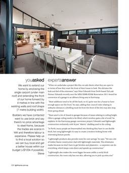 Light Home Magazine : Light Home Summer Issue 2011, Page 108