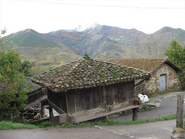 Entorno Carrea, aldea de Asturias, donde se encuentra nuestra casa rural.
