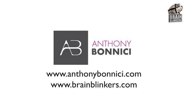 Anthony Bonnici Showreel