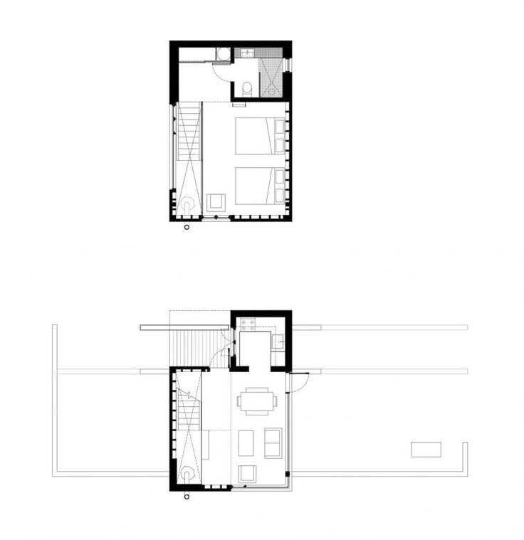 55 best floor plan apartment images on pinterest for Small house designs nova scotia