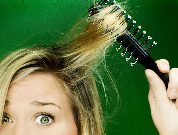 Anti-Static Hair Tricks - How to Fight Against Staticky Hair