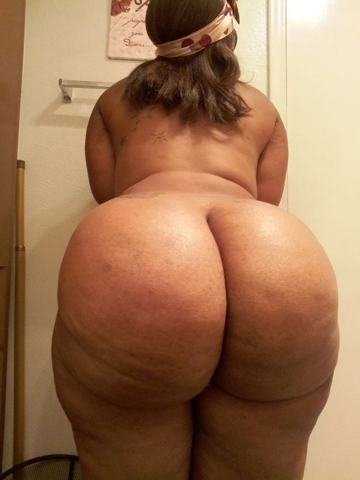 Big Butt Naked Black Women