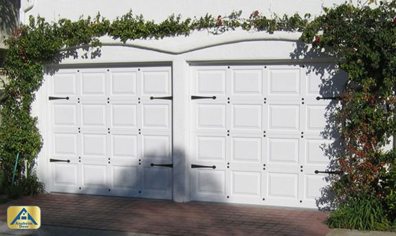 Garage Doors Almost Identical To Ours Gives A Good Idea