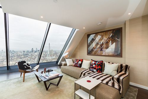 living room with a view #interior