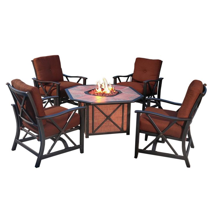 Agio Patio Furniture Fire Pit