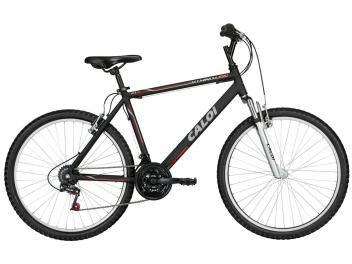 Bicicleta Caloi Aluminum Sport Mountain Bike - Aro 26 21 Marchas Quadro Alumínio Freio V-brake