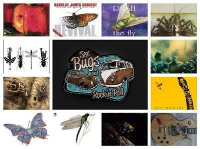 MUSIC OVER SIX CENTURIES:    🐜🐛🦋🐝🐞SEX, BUGS & ROCK 'N' ROLL🦗🕷️🦂🐌🕸️...