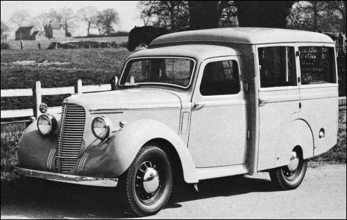 Hillman Minx Estate Car 1946