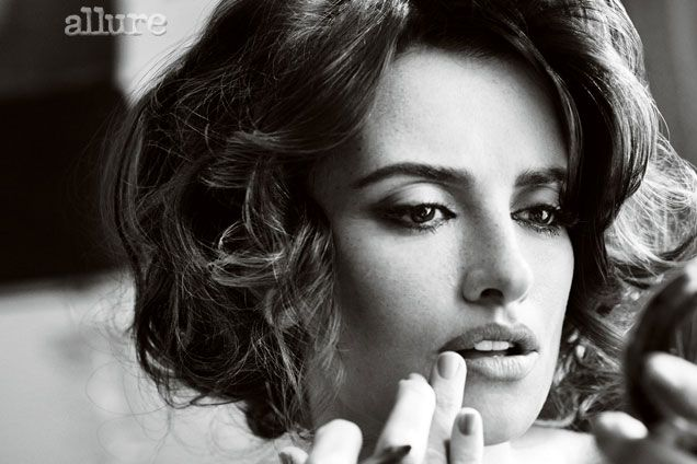 Penelope Cruz: Allure January 2014