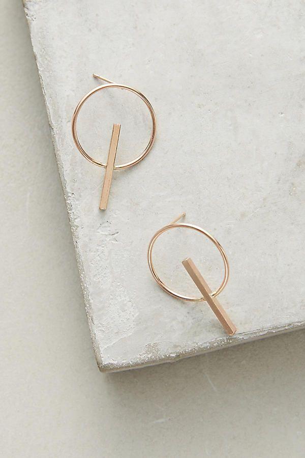 Selene Hoop Earrings /