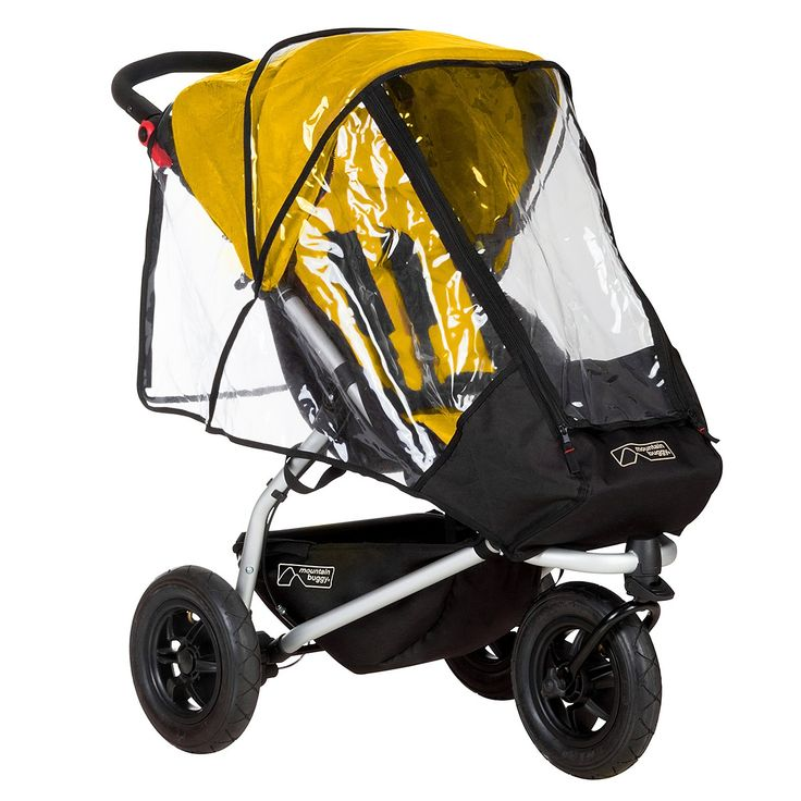 Mountain Buggy Swift/Mini Storm Cover 2015+ - Labour Weekend Out and About Offers | Babycity $40