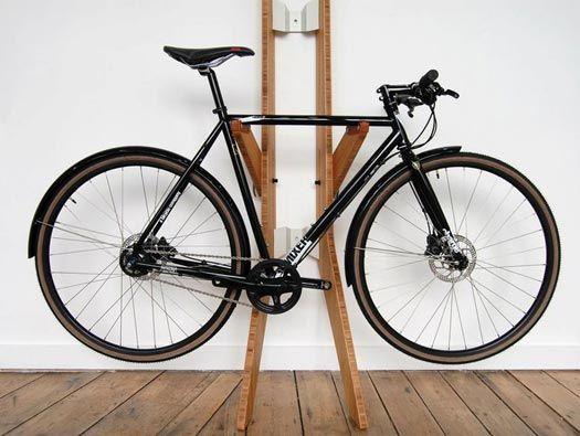 Rangement pour vélo !