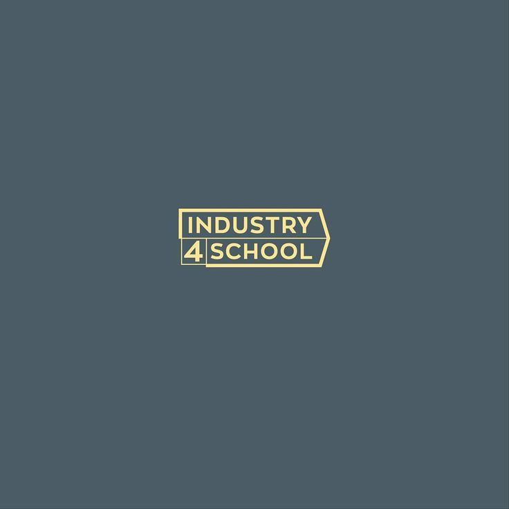 "BEMBUREDA   Design Co. (@bembureda) su Instagram: ""Industry 4 School #logo #mywork #gold #grey #industry40 #future #picoftheday #instagold…"""