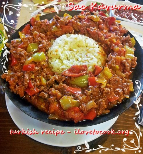 Last night I was at a turkish restaurant and I ordered this great dish . It`s amaziiing !!! For this reason I thought to share this great recipe with you guys :D I`ll hope that you will like it ! I…