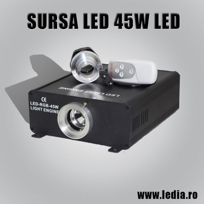 SURSA 45W LED FIBRA OPTICA