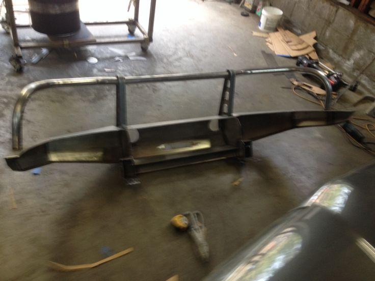 Dissent offroad modular front bumper | IH8MUD Forum