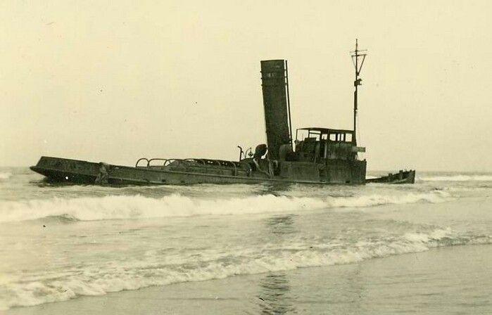 MT Fossa I - Dunkirk