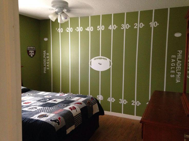 24 best football room images on pinterest | football rooms