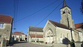 Courban, Bourgogne, France