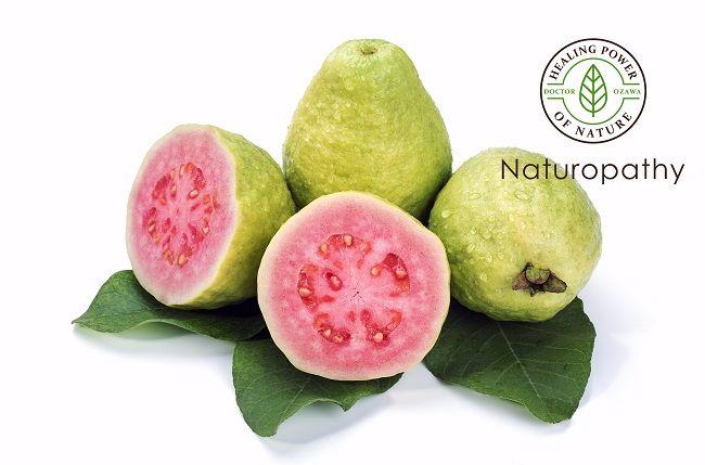 【グアバ】~美容に効果的なトロピカルフルーツ~#健康#Food#料理#レシピ#Recipe