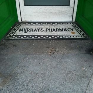 Murray's Pharmacy #DublinGhostSigns