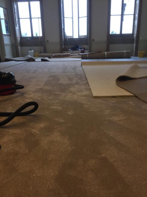 Silkresse Carpet Installation by The Flooring Group