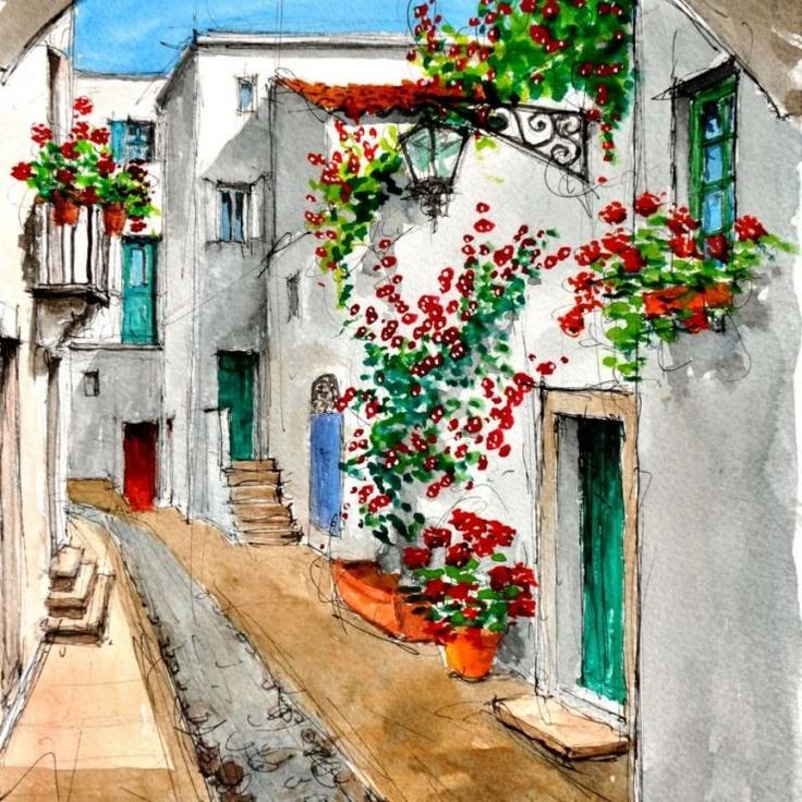 26 Best Cqb Images On Pinterest: 26 Best Images About Tableau De Paysage On Pinterest