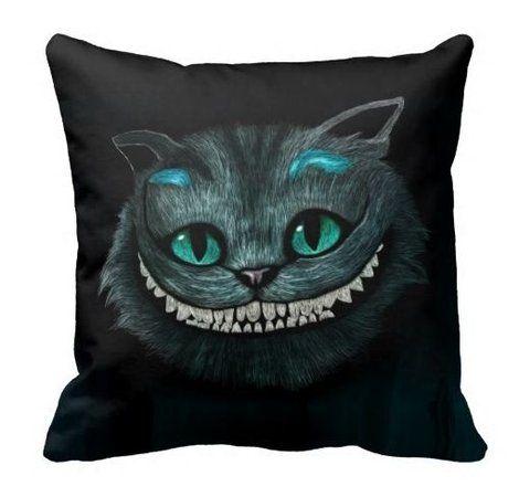 manta com estampa do gato de cheshire - Pesquisa Google