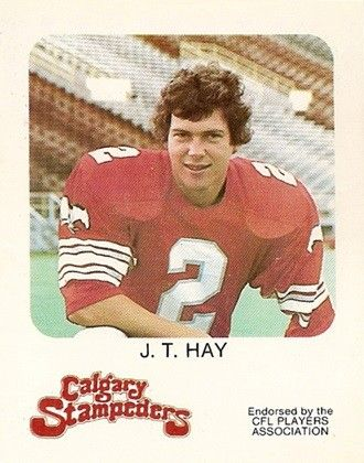 J.T. Hay - Calgary