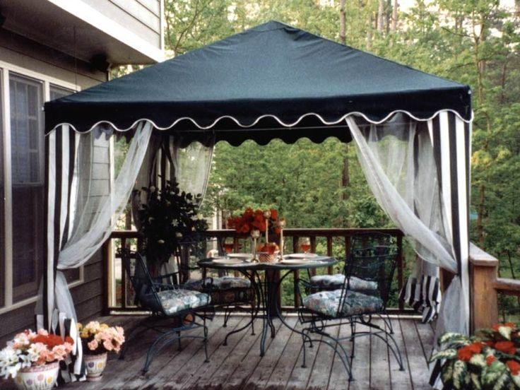 Beautiful Garden Gazebo Tent