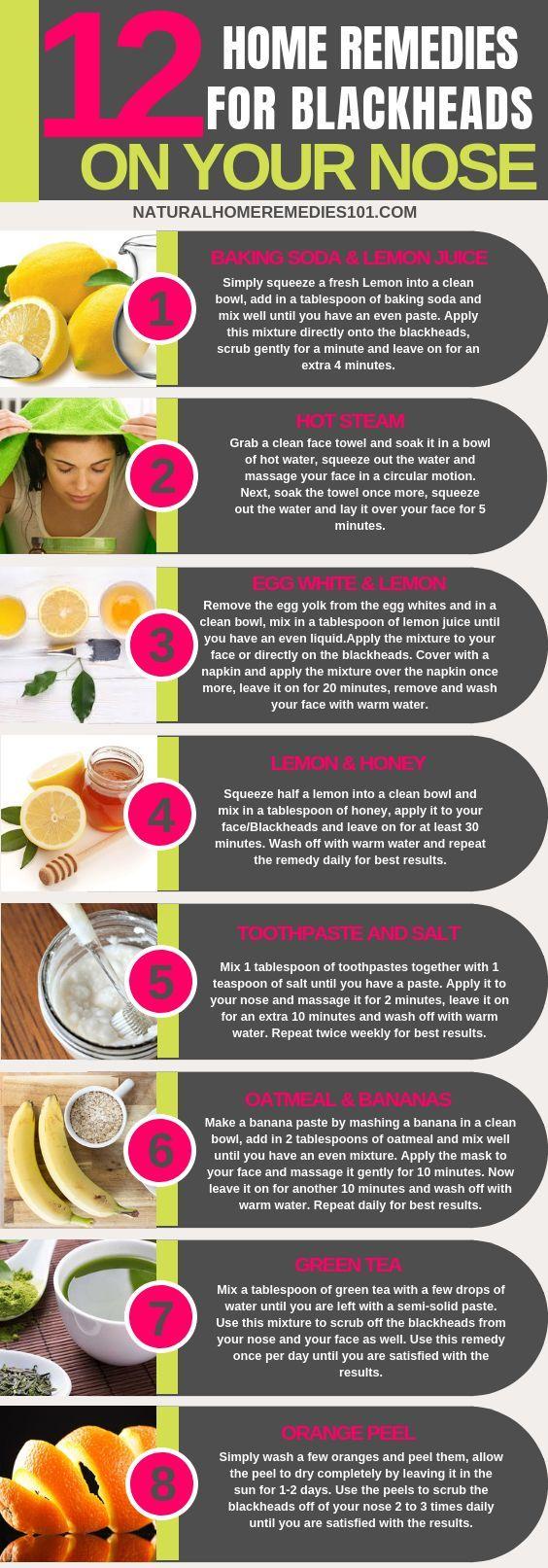 Haupthilfsmittel für Mitesser auf Nase