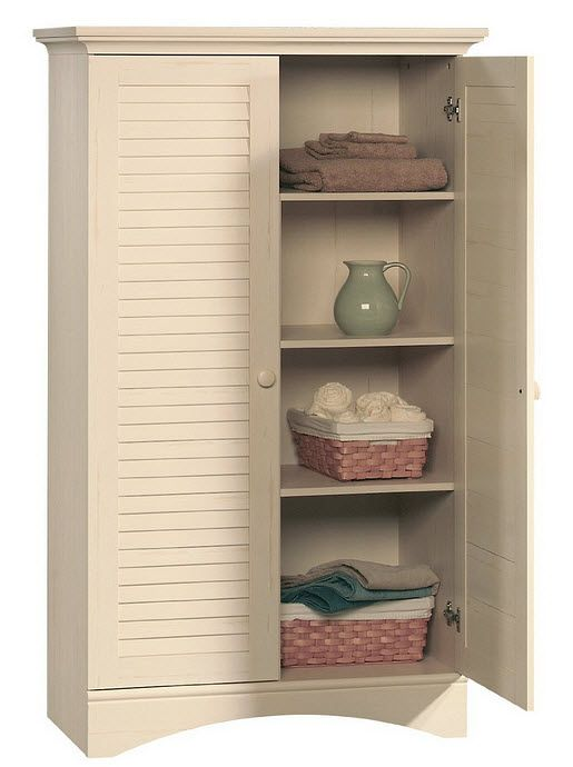 white bathroom linen cabinet 14 best images about antique white linen cabinet on 21434