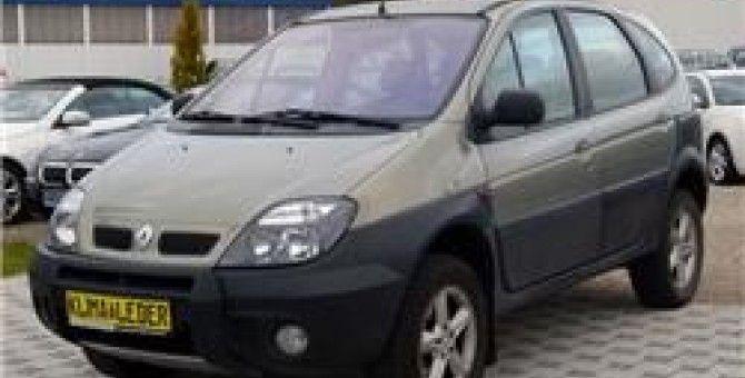 Renault Scenic RX4 2.0 16V/Leder/AHK/Klima/Euro 3